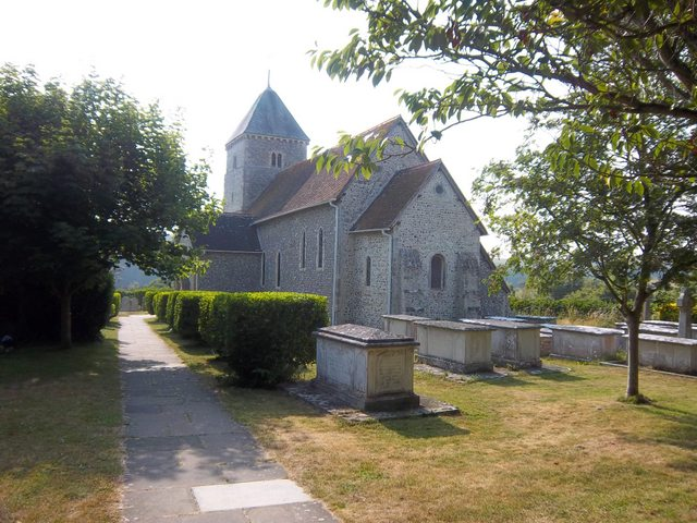 Bishopstone Church