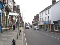 High St, Dorking
