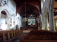 Mayfield Church interior