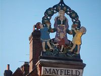 Mayfield Village Sign1