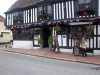 The Star in Alfriston used by smugglers